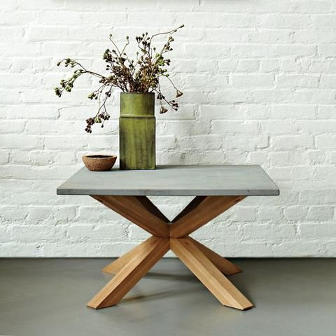 Axis Granite Coffee Table in September 2012 from West Elm