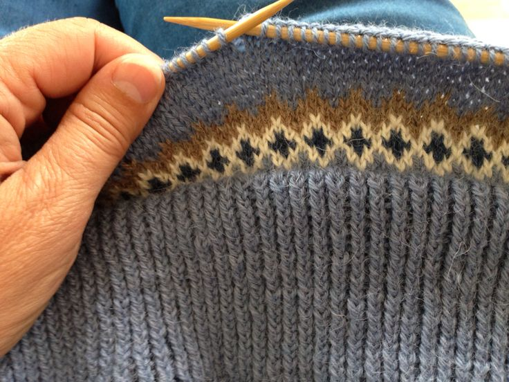 Starting a Sweaters