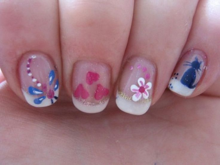Simple Nail Designs for Kids - The 25+ Best Kid Nail Designs Ideas On Pinterest Kid Nails, Easy