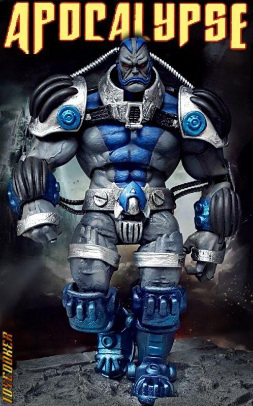 Apocalypse (Marvel Legends) Custom Action Figure