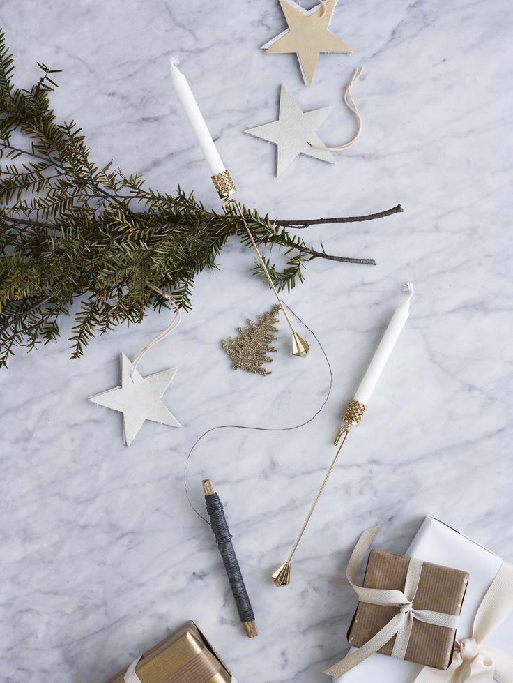 Karen Blixen tree candlesticks by Rosendahl Copenhagen