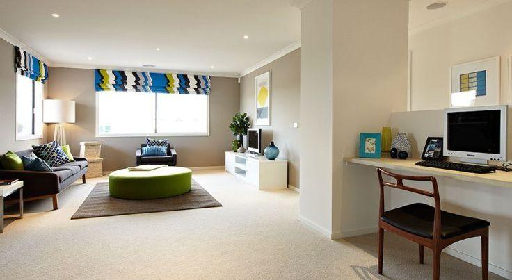 Carlisle Homes - Bellmore Living Area