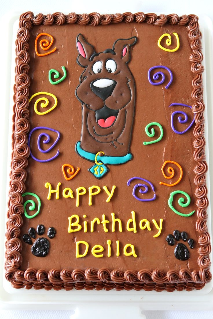 The 25 best scooby doo cake ideas on pinterest scooby for Scooby doo cake template
