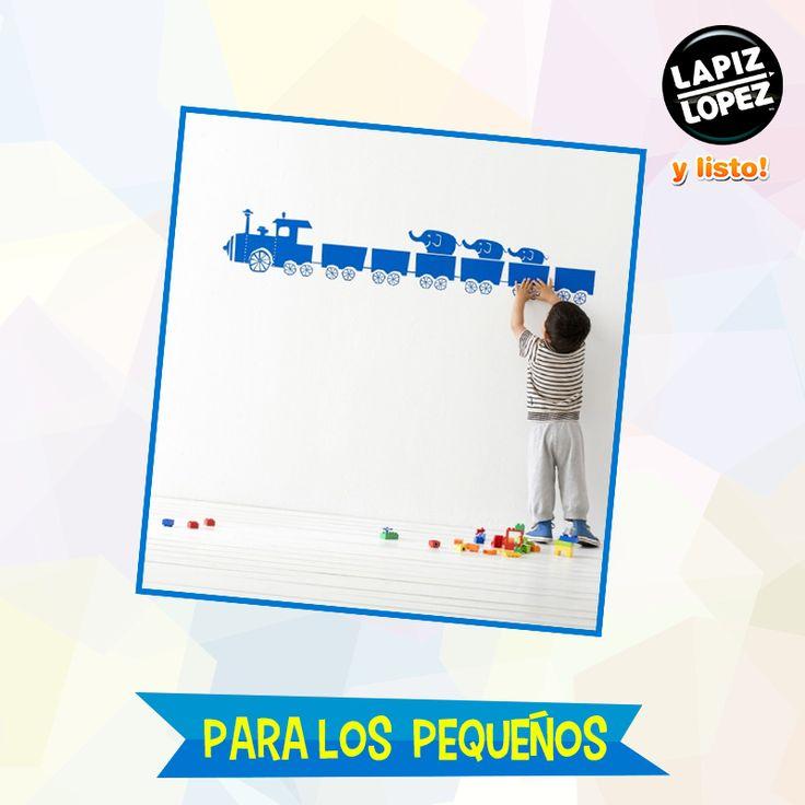 Cualquier muro se puede pintar. Cuenta tu historia con Lápiz López.