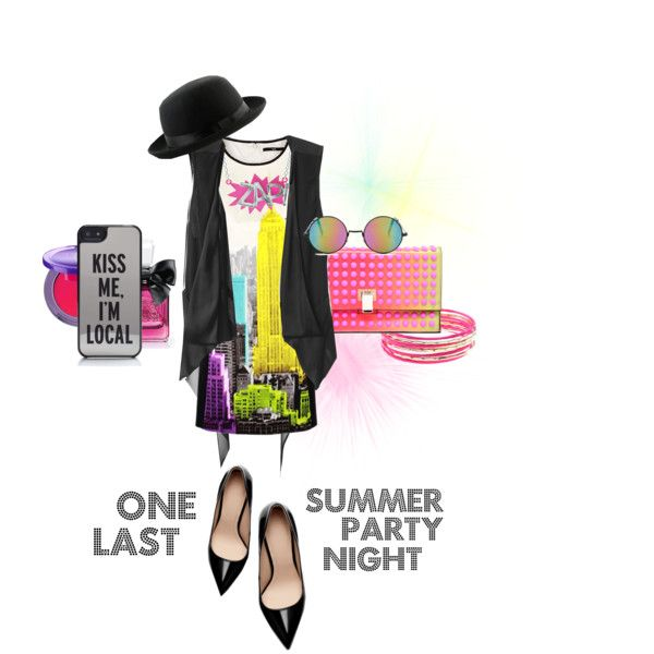 """""""One last summer party night... Before summer is over"""" by carmenvgri on Polyvore"""