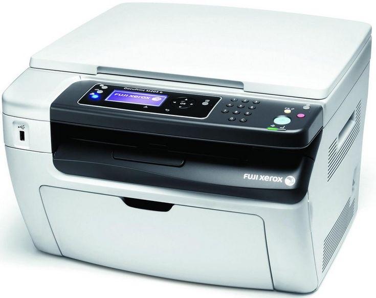 Fuji Xerox DocuPrint M205B Printer Driver Download
