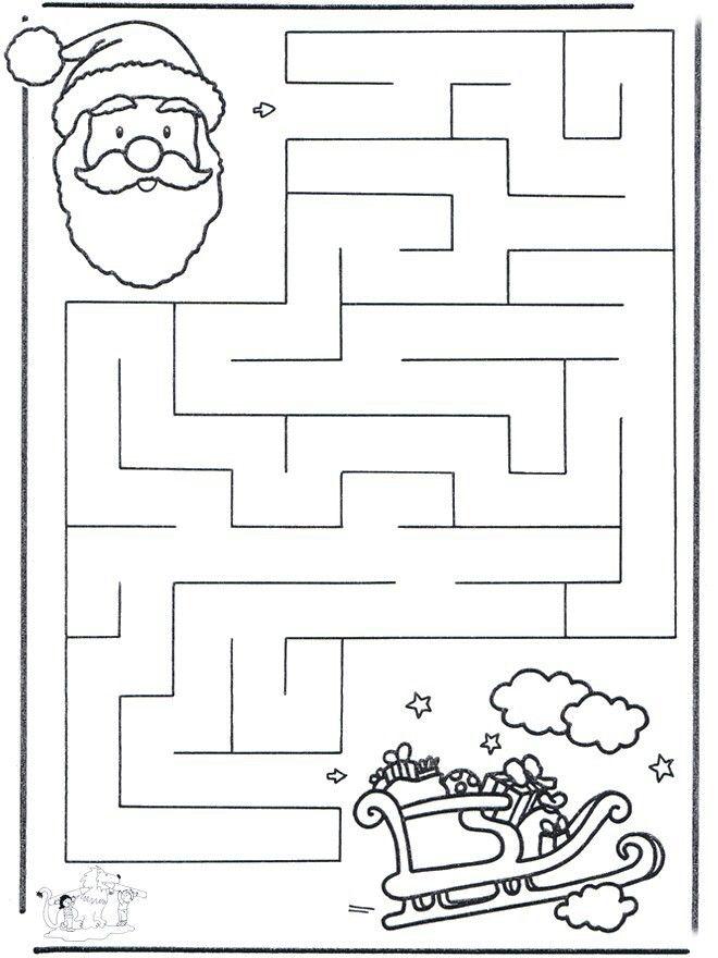 Maze holidays