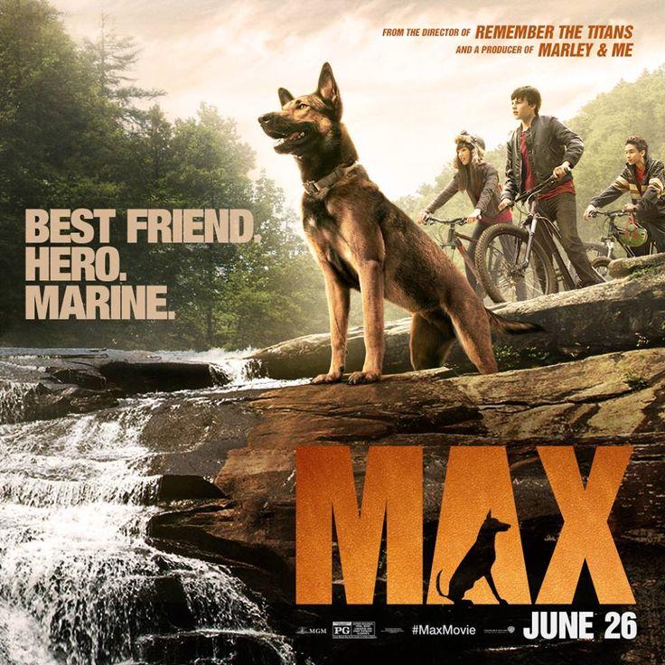 Max poster #2 - 2015