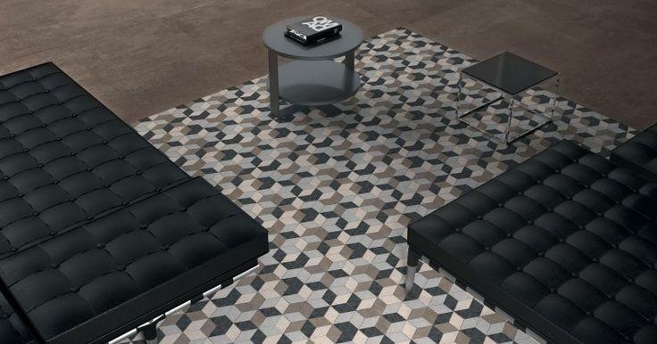 collezioni creation floor tiles ceramiche marca corona. Black Bedroom Furniture Sets. Home Design Ideas
