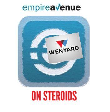 Wenyard, Empire Avenue On Steroids Or Pyramid Scheme?    ---  from InventorSpot.com | via @Ron Callari
