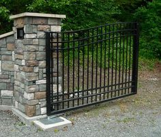 Ornamental Iron Gates   Wrought Iron Driveway Gates - Wrought Iron Gates - Driveways, Gardens ...
