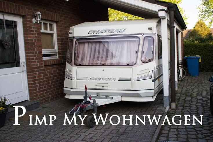 pimp the caravan wohnwagen pimpen renovieren wohnwagen pinterest caravan makeover. Black Bedroom Furniture Sets. Home Design Ideas