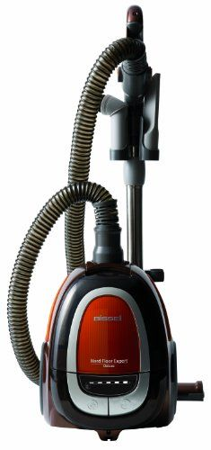 Bissell 1161 Hard Floor Expert Deluxe Canister Vacuum - C...