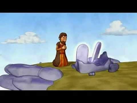Moses The Ten Commandments