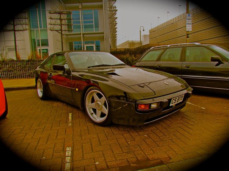 64 best images about porsche 944 project on pinterest for Porsche 944 interieur