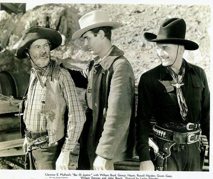 Bar 20 justice 1938 in 2020 hopalong cassidy cowboy