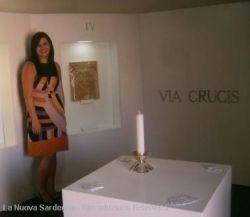 Anna Gardu ripropone la sua «Via Crucis»