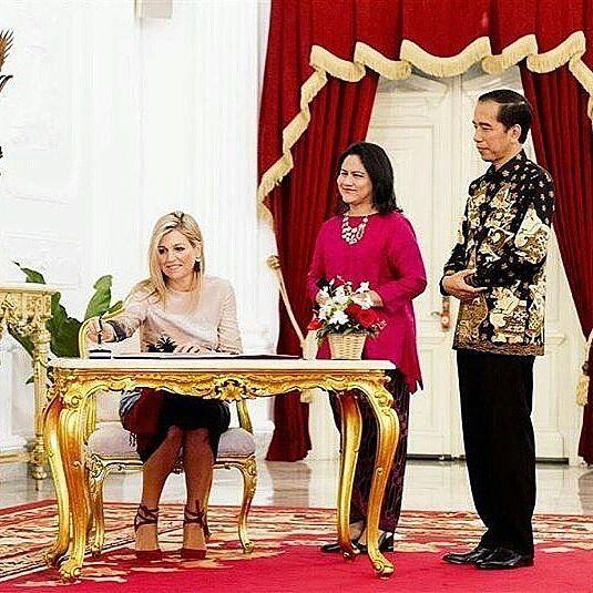 @maximaqueen -  01-09-2016 Koningin Maxima in Indonesië voor de Verenigde Naties…