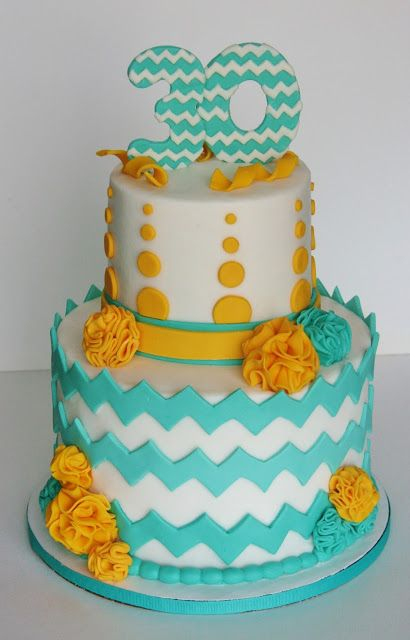 And Everything Sweet: Chevron 30th