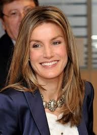 letizia ortiz  Princess of Spain
