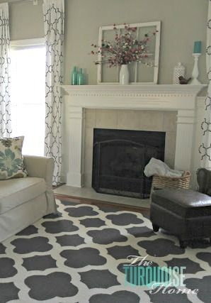 I Just Love That Rug Really Need One Living Room Makeover Final