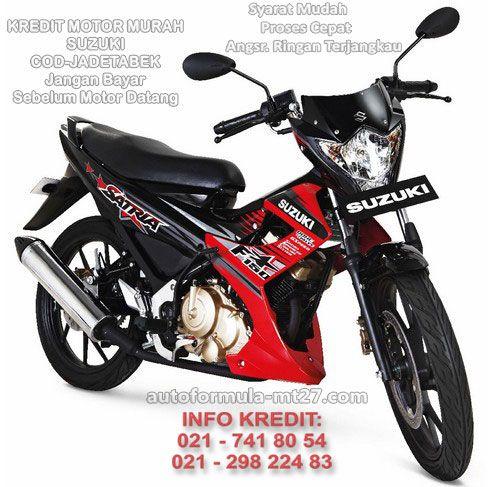 Satria F 150 / Black Fire 2 - Kredit Motor Murah Suzuki Jakarta - Spesifikasi - Produk | Auto Formula MT27 Pinjaman Kredit Motor dan Mobil Murah