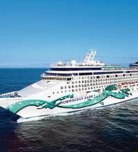 Cruise ship review: Norwegian Cruise Line's Jade