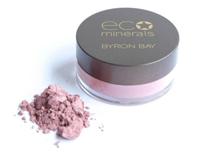 Mineral Cosmetics - Mineral Blush featured in G Magazine