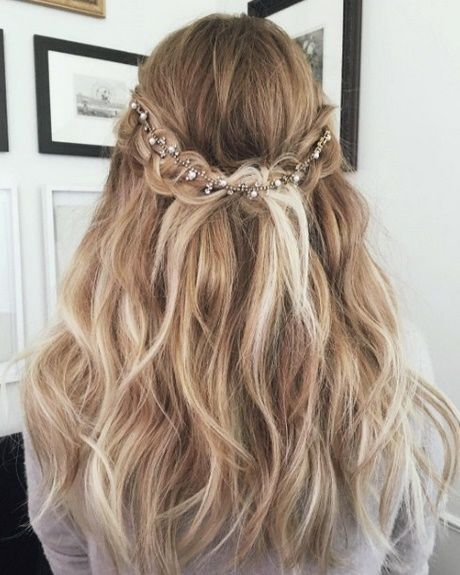Confirmation Hairstyles Shoulder Length Hair Selbermachen