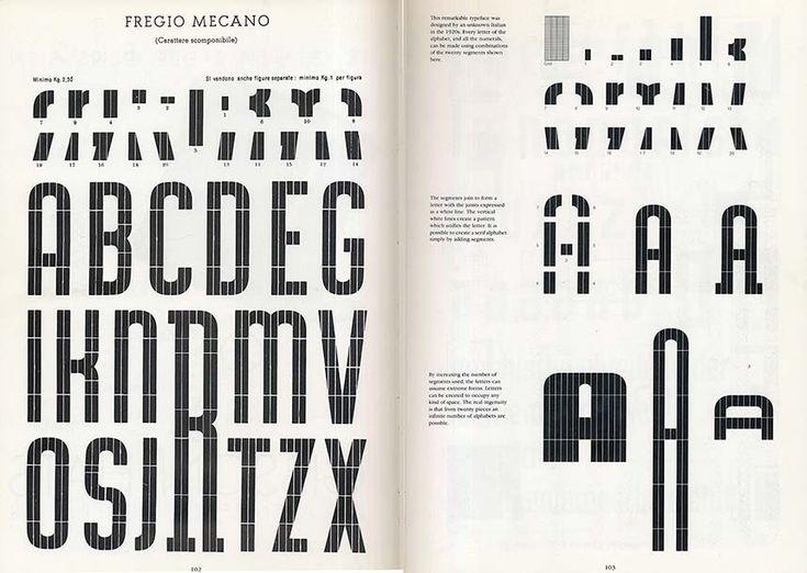 Tipos y letras: TIPOGRAFÍA MODULAR: ILUSTRACIONES Y LETRAS