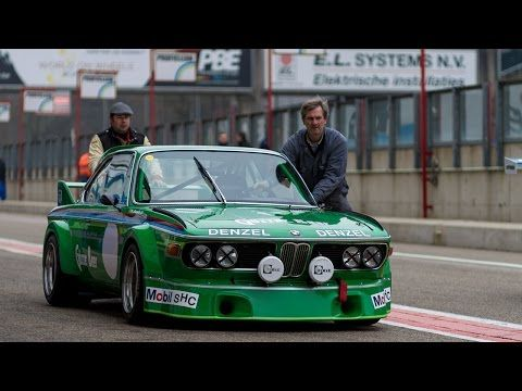 BMW E9 3.0 CS, 991 cup, M235i racing evo, Civic TCR and more (Testday Zolder 2016-03-24) - YouTube