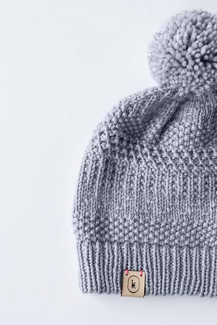 eec9cc5b689 Ravelry  February Hat knitting pattern by Kate Gagnon Osborn ...