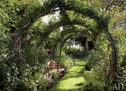 Looks like an enchanted garden where one of my characters would dwell.
