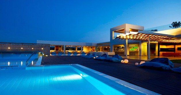 Thalatta Seaside Hotel in Evia, Greece - Hotel Travel Deals | Luxury Link