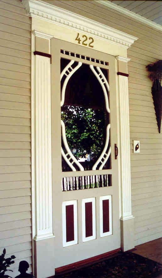 Victorian Screen Amp Storm Door Estate Model Www