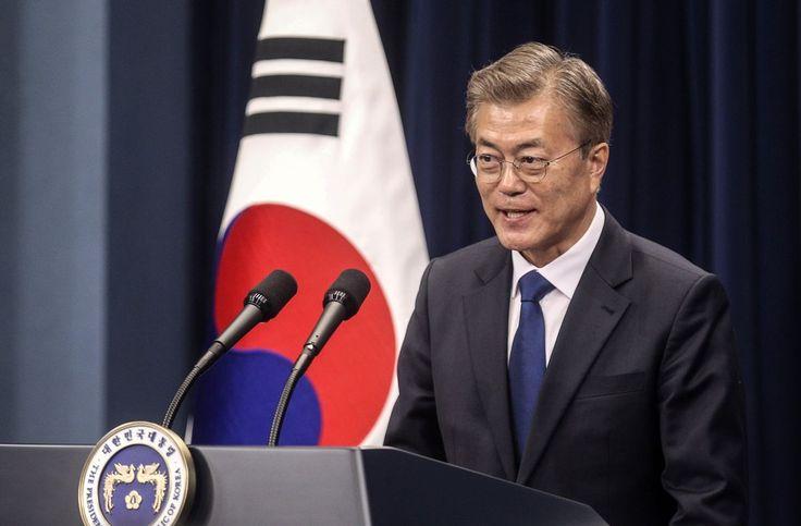 Moon Seeks Detente With China, North Korea Before Trump Visit