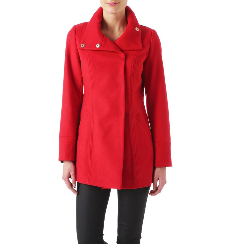 Manteau femme Promod, achat Manteau en feutrine Femme Promod prix promo Promod 49,95 € TTC