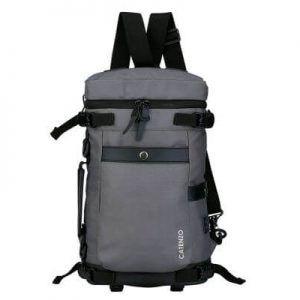 Tas Ransel / Backpack Casual Vintage Unisex Pria Wanita – ZN 012/ tas travel/tas punggung