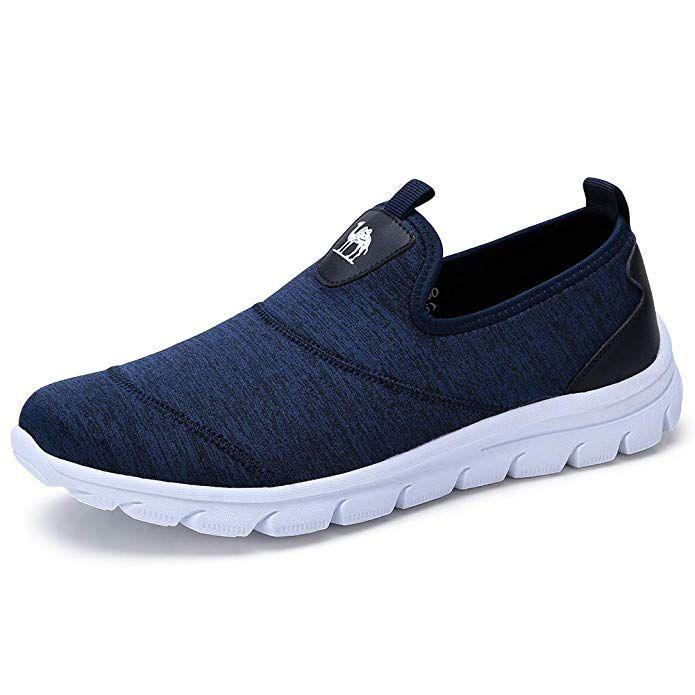 on sale b2506 86276 CAMEL CROWN Herren Slip On Schuhe Casual Klassische ...