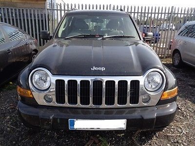 eBay: 2005 JEEP CHEROKEE SW 3.7 V6 LIMITED 5DR 4 SPEED AUTO PETROL #jeep #jeeplife