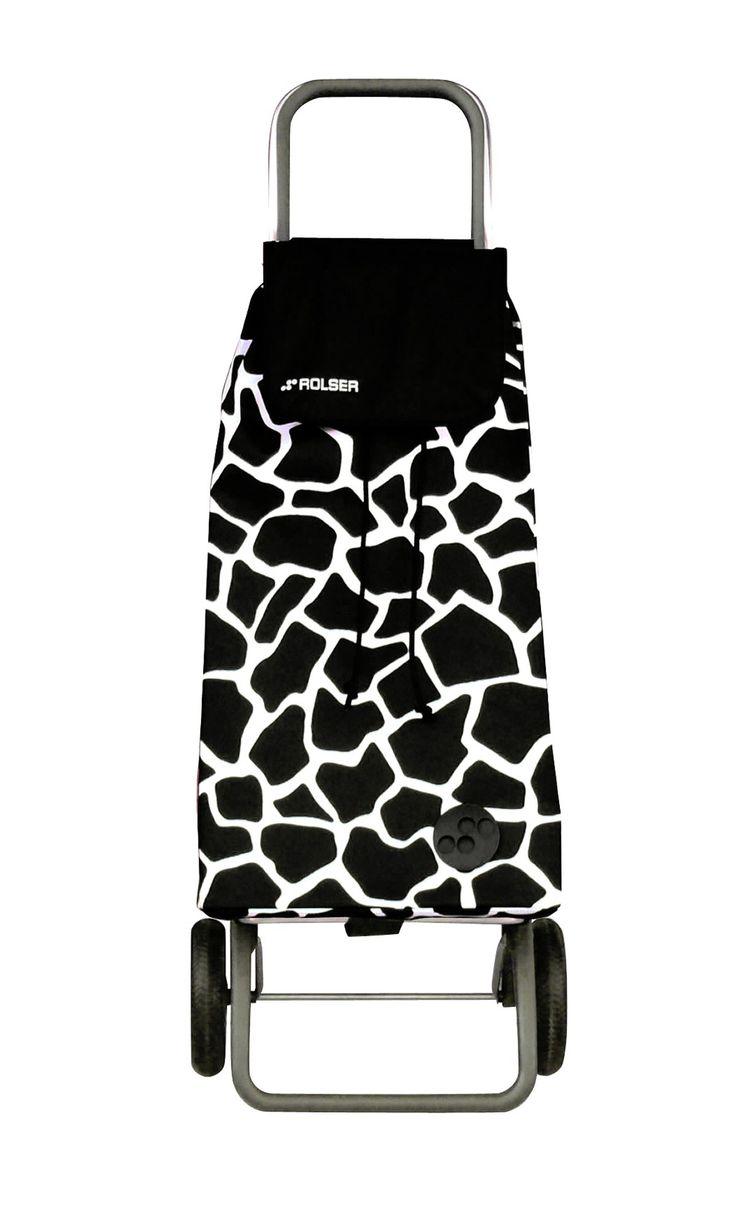 Giraffe shopping trolley