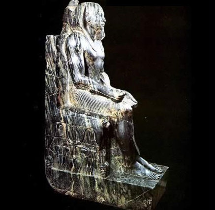 a review of the extraordinary statue of king chephren Khafre, also spelled khafra, greek chephren, (flourished 26th century bce), fourth king of the 4th dynasty (c 2575–c 2465 bce) of ancient egypt and builder of the second of the three pyramids of giza.