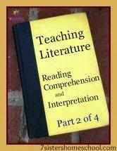 Teaching Literature Interpretation