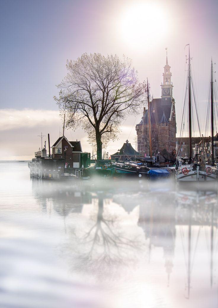 Hoorn, Noord-Holland.