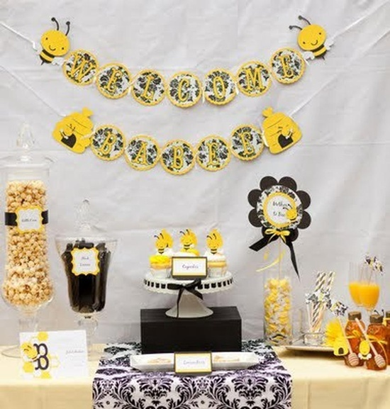 Neutral Baby Themes: 63 Best Images About Baby Shower - Gender Neutral