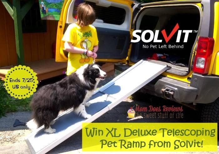 solvit telescoping pet ramp