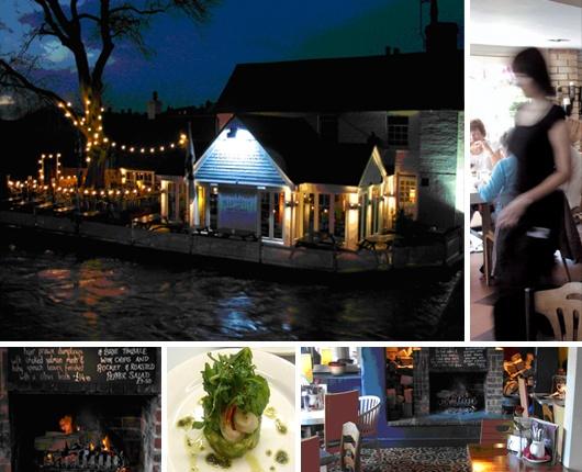 The George, Fordingbridge, Riverside Pub wonderful memories