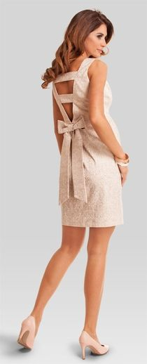 Nectarine latte элегантное платье для беременных