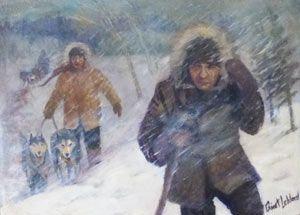 Ginet Leblond Painting