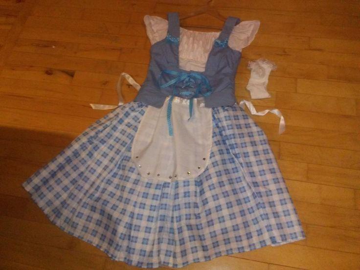 Dorothy of  Wizard of Oz | A pocket full of screws